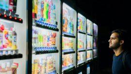自動販売機デジタルサイネージ化の役割と効果について